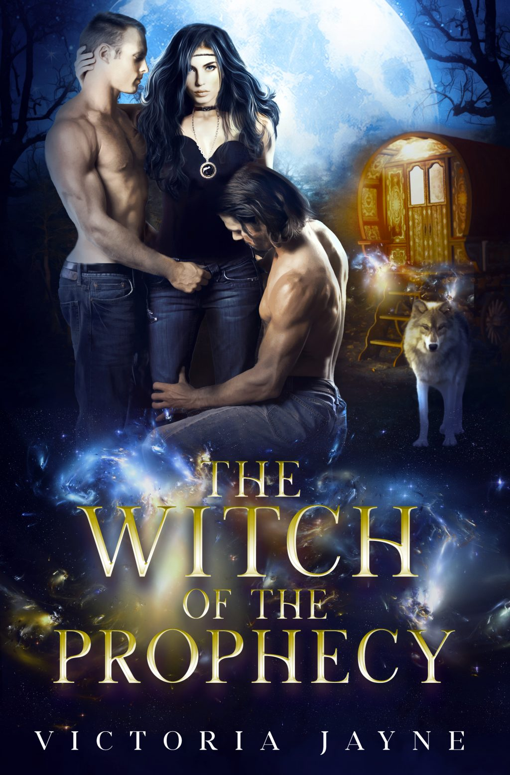 The Witch of the Prophecy by Victoria Jayne