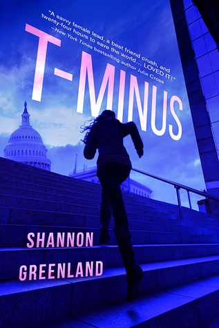 T-Minus by Shannon Greenland
