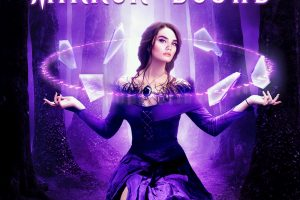 Mirror Bound (The Witchling Academy #2) by Monica Sanz