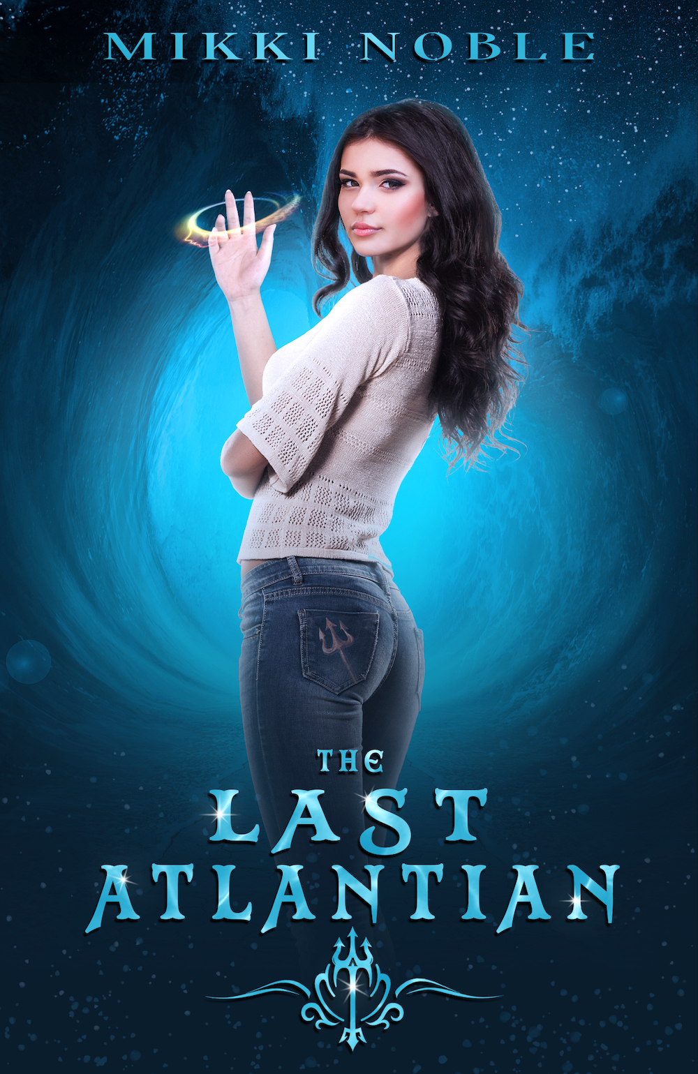 The Last Atlantian by Mikki Noble