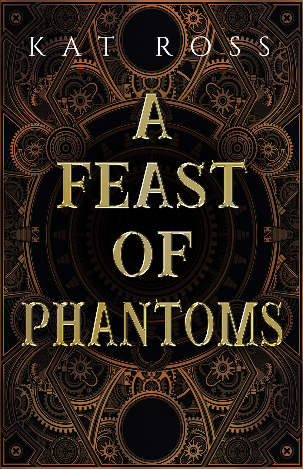 A Feast of Phantoms (Lingua Magika #1) by Kat Ross