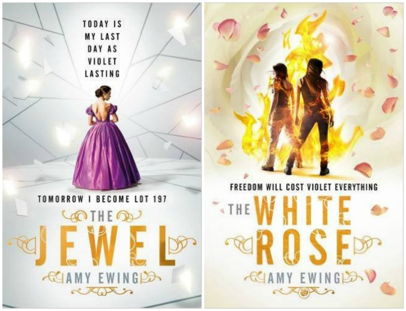 The Lone City Trilogy by Amy Ewing