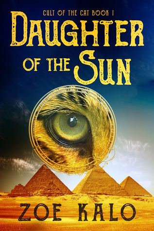 Daughter of the Sun (Cult of the Cat, #1)  by Zoe Kalo