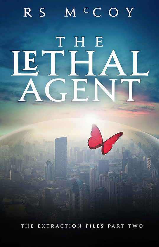 The Lethal Agent (The Extraction Files #2) by R.S. McCoy Review
