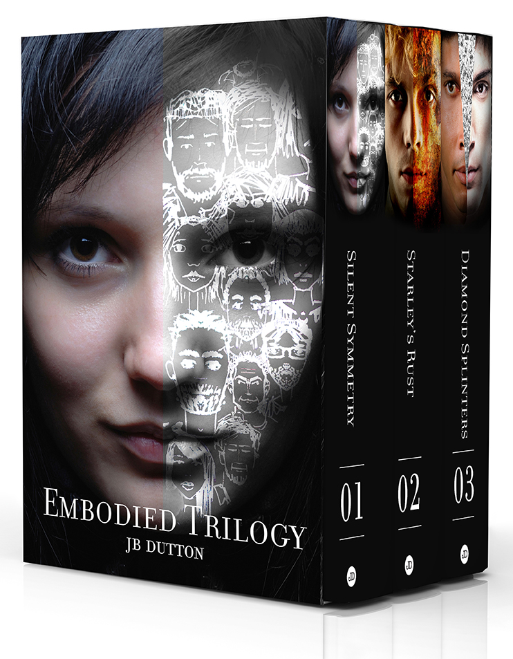 The Embodied Trilogy by by J.B. Dutton