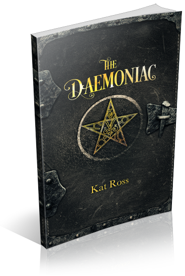 The Daemoniac (A Dominion Mystery #1) by Kat Ross