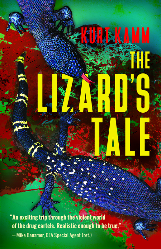 The Lizard's Tale by Kurt Kamm