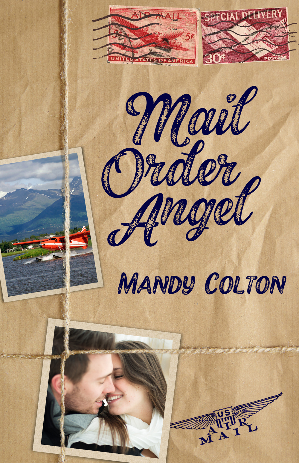 Mail Order Angel by Mandy Colton