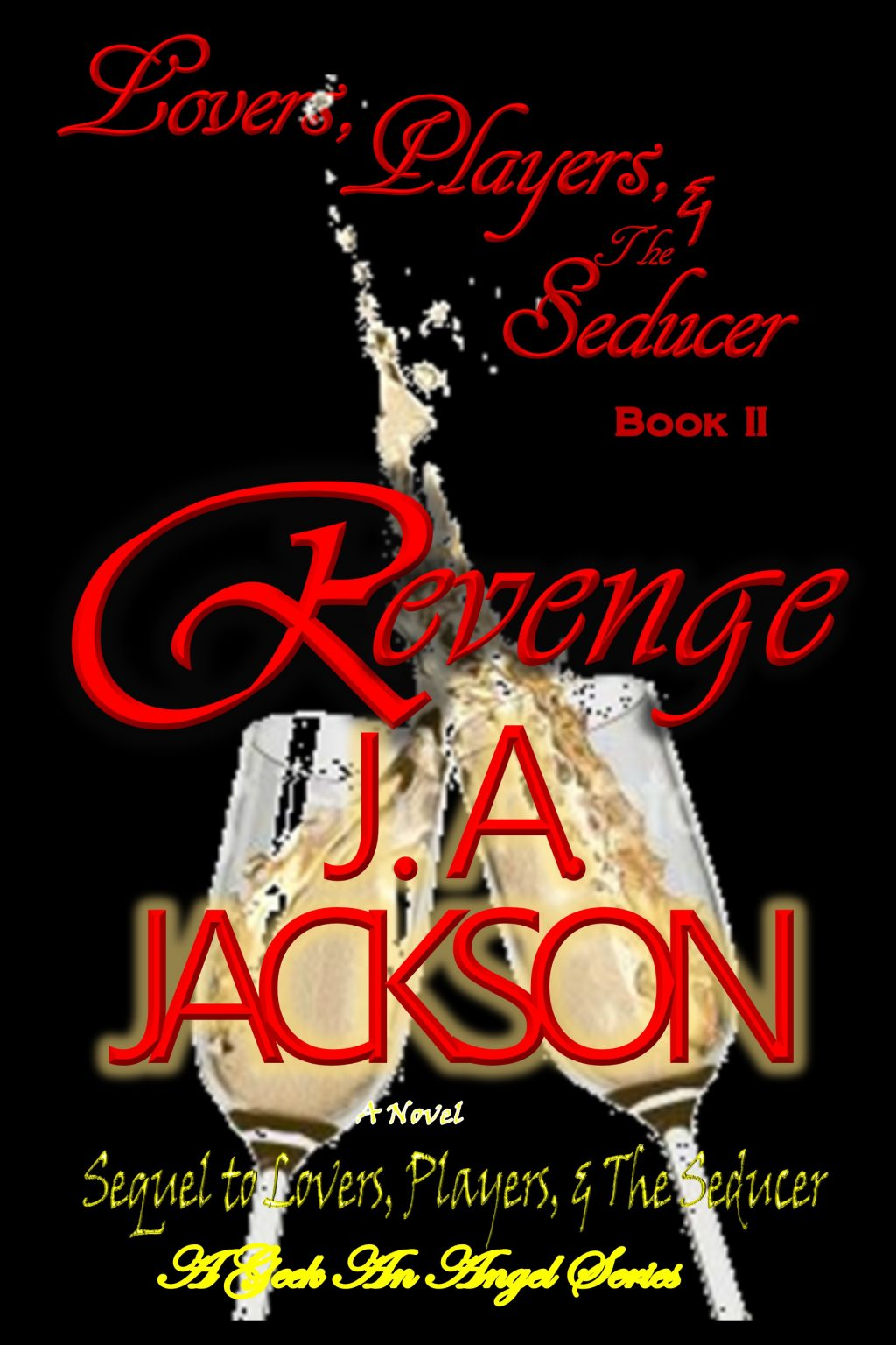 Revenge by J.A. Jackson