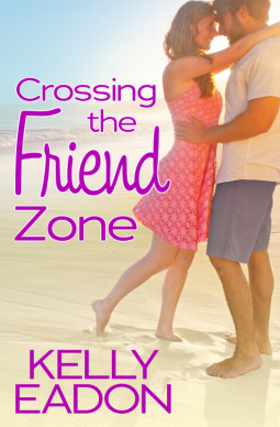Crossing the Friend Zone (Belmont Beach Brides #3) by Kelly Eadon