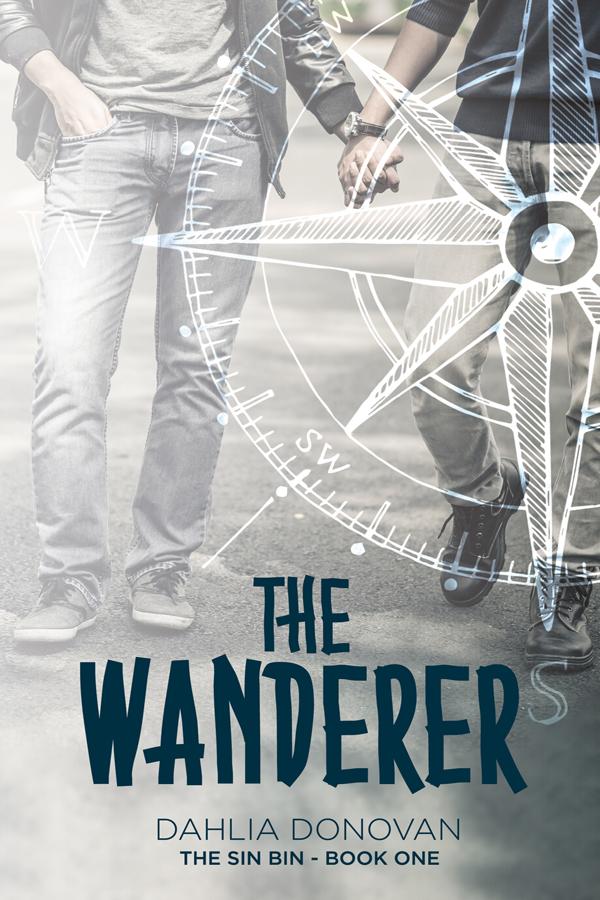 The Wanderer (The Sin Bin #1) by Dahlia Donovan