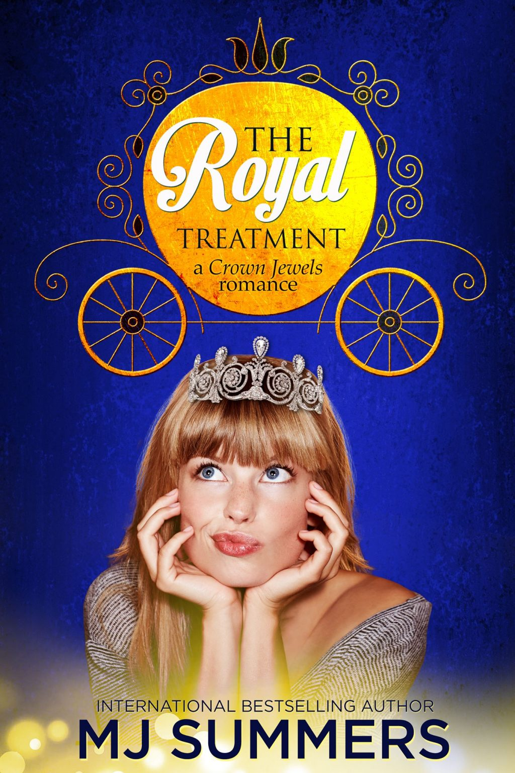 The Royal Treatment (A Crown Jewels Romance #1) by MJ Summers