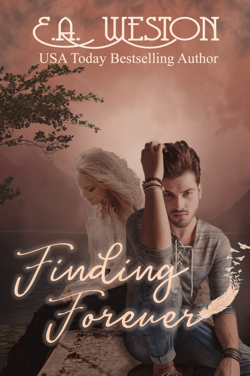Finding Forever (Forever Trilogy #1) by E.A. Weston