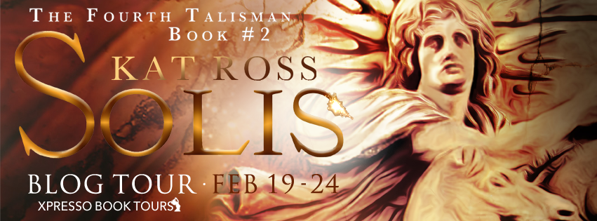 Solis (Fourth Talisman #2) by Kat Ross