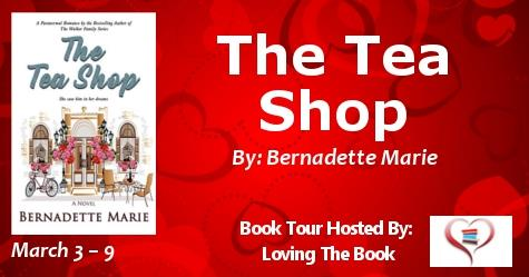 The Tea Shop by Bernadette Marie
