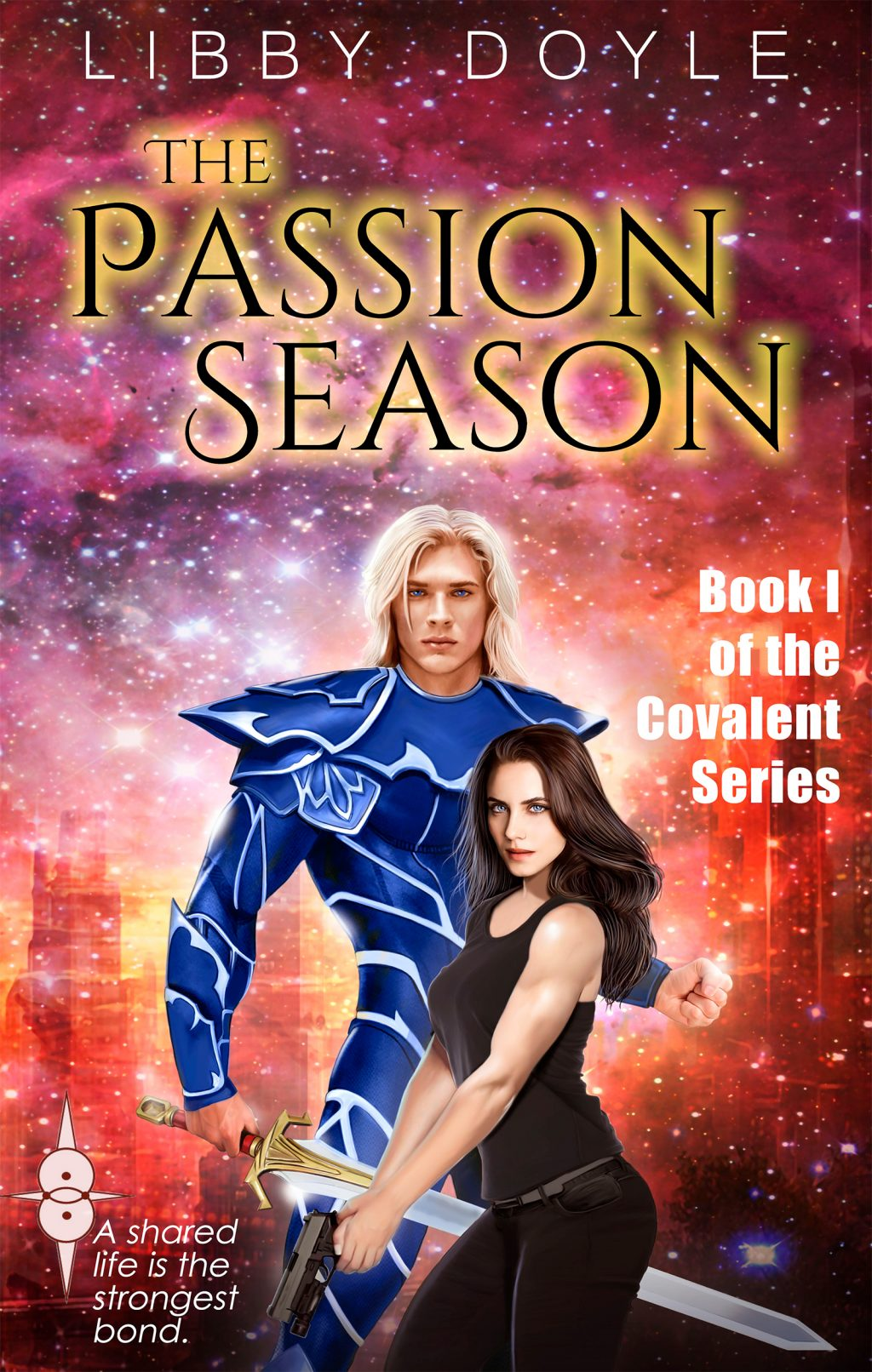 The Passion Season (Covalent Series #1) by Libby Doyle Second Edition