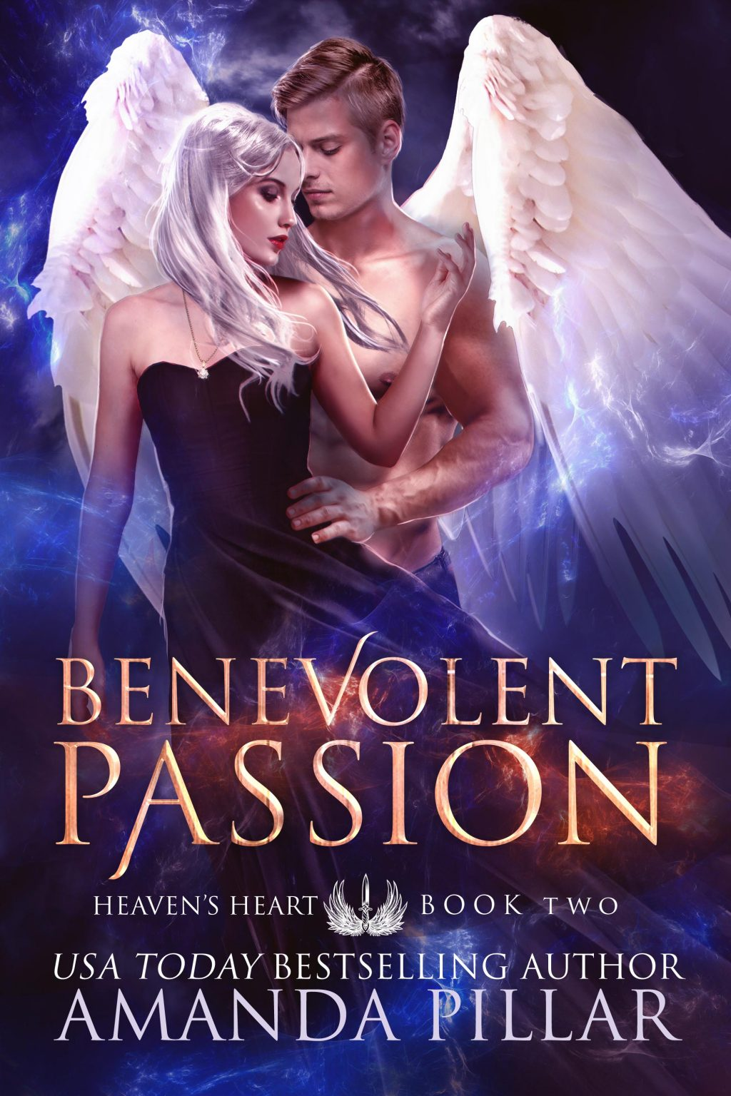 Benevolent Passion (Heaven's Heart #2) by Amanda Pillar
