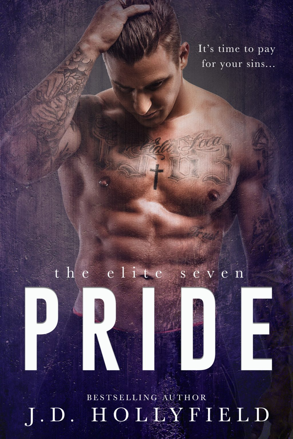 Pride (The Elite Seven #2) by J.D. Hollyfield