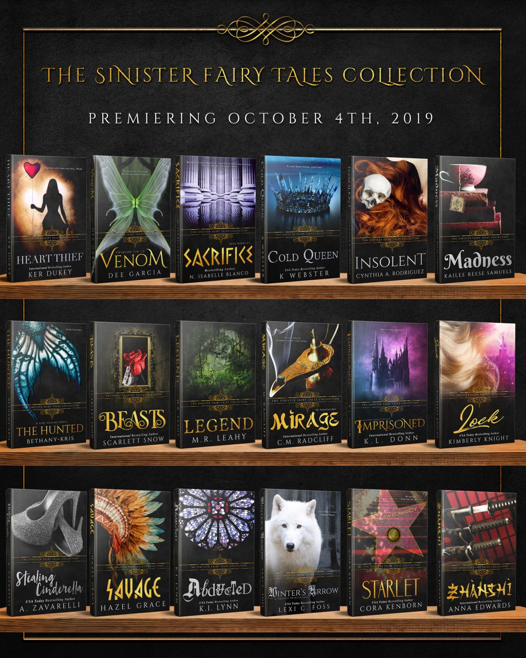 Sinister Fairy Tales Collection