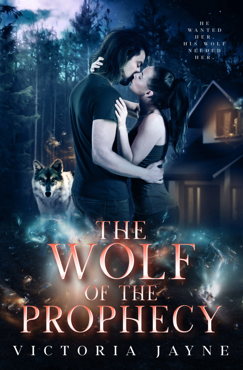 The Wolf of the Prophecy by Victoria Jayne