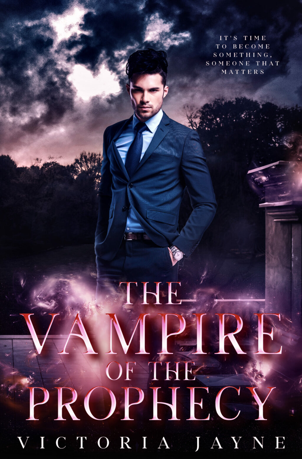 The Vampire of the Prophecy by Victoria Jayne